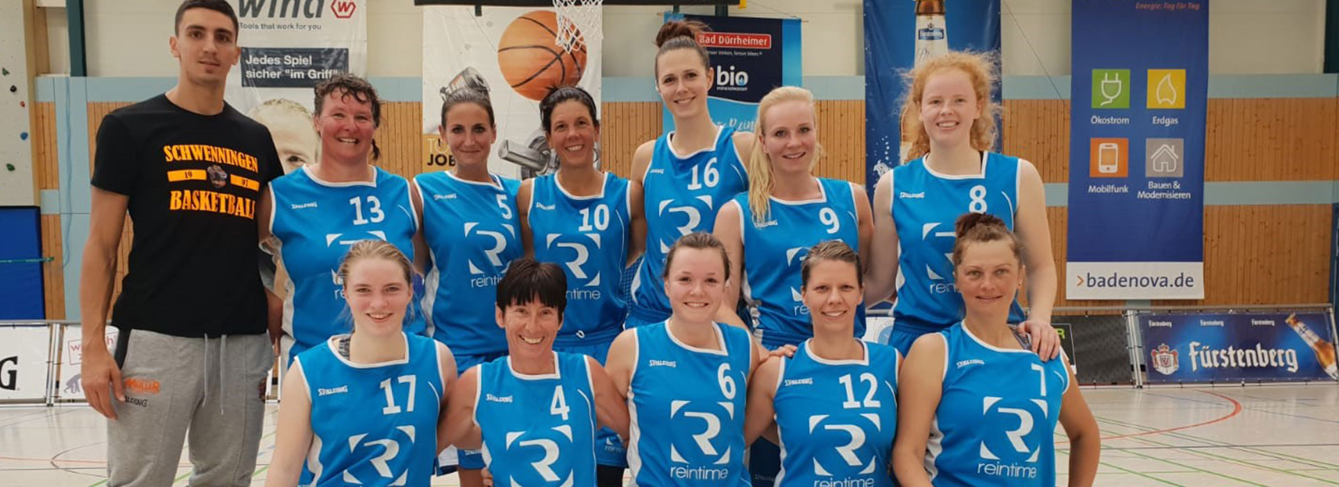 Damen Mannschaft Wiha Panthers